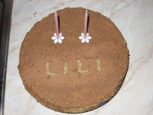 2.születésnapi torta