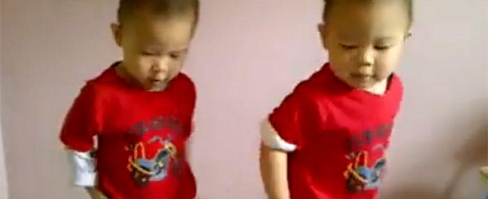 gemelos-gangnam-style