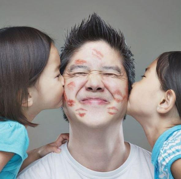 Szeretünk apu