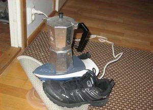 hol főzzük meg a kávét, ha nincs tűzhely
