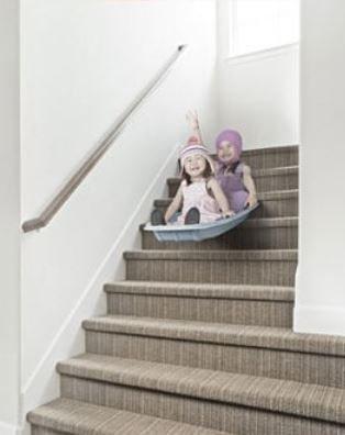 lépcsőcsúzda
