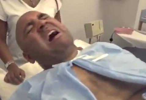 férfiak szülési fájdalommal